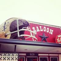 Photo taken at Shoal Creek Saloon by Bergdorf Goodman on 3/14/2012
