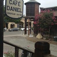 Photo taken at Cafe Daniel by Jean M. on 7/12/2012