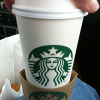 Photo taken at Starbucks by Angelina C. on 3/10/2012
