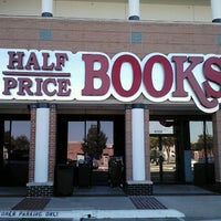 Photo taken at Half Price Books by Supote M. on 9/8/2012