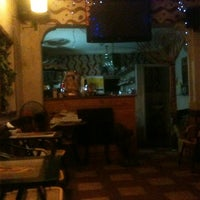 Photo taken at Cafe Kieuhuong by Thehuy N. on 4/13/2012
