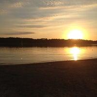 Photo taken at Eagle Creek Park by Ann J. on 8/8/2012