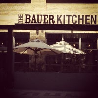 Photo taken at The Bauer Kitchen by Chris A. on 6/13/2012