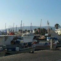 Photo taken at Kos Harbour by Bart M. on 8/15/2012