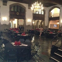 Photo taken at Mitten Hall by Licinia K. on 5/2/2012