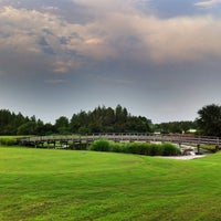 Photo taken at Heritage Isles Golf and Country Club by Jose R. on 8/9/2012