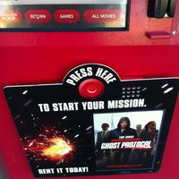 Photo taken at Redbox by Gregory G. on 4/18/2012