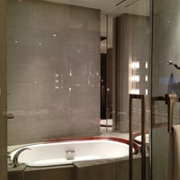 Photo taken at Park Hyatt Shanghai by Darryl M. on 2/10/2012