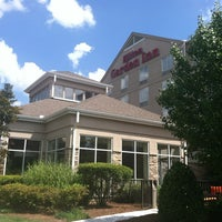 Photo taken at Hilton Garden Inn Atlanta NE/Gwinnett Sugarloaf by Christopher K. on 7/14/2012