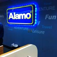 Do Alamo Check Car At Orlando Airport When Dropping Off