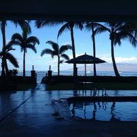 Photo taken at Lahaina Shores Beach Resort by Amber B. on 7/24/2012