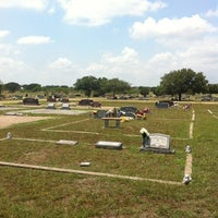 Photo taken at Oaklawn Cemetery by TheSquirrel on 5/9/2012