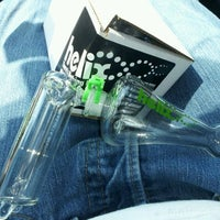 Photo taken at Pipes Papers Vapes by Billy S. on 3/31/2012