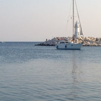 7/9/2012 tarihinde Emre B.ziyaretçi tarafından Küçükkuyu Limanı'de çekilen fotoğraf