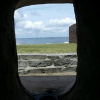 Photo taken at Fort Sumter National Monument by Andrew S. on 6/24/2012
