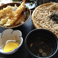 Photo taken at 酒処そば 信濃 西武所沢店 by satoshi a. on 6/20/2012