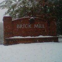Photo taken at BRICK Mill by Corey L. on 12/26/2011