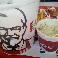 Photo taken at KFC by Cristhiam A. on 9/21/2011