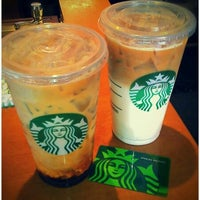 Photo taken at Starbucks by Bionik B. on 1/10/2012