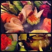 Foto tomada en Wazaaabi Sushi House por Alex R. el 8/7/2012