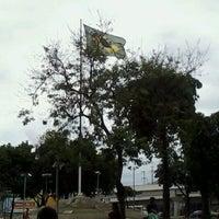 Foto tirada no(a) Praça da Bandeira por Leonardo N. em 11/23/2011
