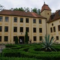รูปภาพถ่ายที่ Hotel Zamek Krokowa โดย Hotel Zamek Krokowa เมื่อ 1/28/2012