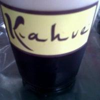 Photo taken at Kahve Robinsons Forum by Konkay C. on 1/25/2012