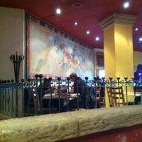 Photo taken at MR. GREEK Mediterranean Grill by Isabelle L. on 4/9/2011