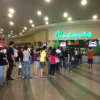 Photo taken at TriNoma Cinemas by Pat B. on 7/1/2012