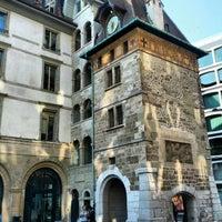 9/6/2012にAboazizがPlace du Molardで撮った写真