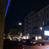 Photo taken at Piazza Gramsci by Giuliano G. on 6/3/2012
