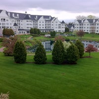 Photo taken at The Osthoff Resort by Aaron B. on 5/3/2012