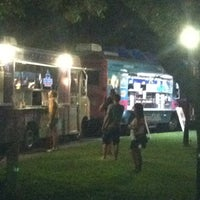 Photo taken at Cedars Food Park by K F. on 9/8/2012