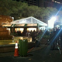 Photo taken at The Holiday Shops at Bryant Park by Charles P. on 12/5/2011