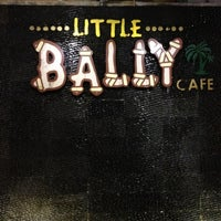 Photo taken at Little Bally Cafe by Chea on 5/6/2012