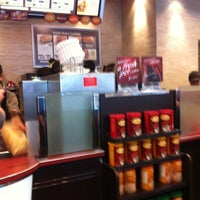 Photo taken at Tim Hortons by Suzette J. on 7/22/2011