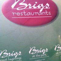 Photo taken at Brigs at the Crossing Restaurant by Austinc4 on 1/2/2012