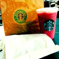 Photo taken at Starbucks Coffee by Einah V. on 9/23/2011