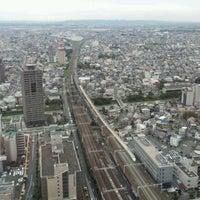 Photo taken at Okura Act City Hotel Hamamatsu by tmyk on 10/21/2011