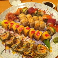 Photo taken at Mo C Mo C Japanese Cuisine by Zach S. on 9/24/2011