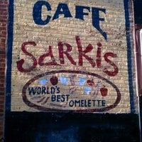 Photo taken at Sarkis Cafe by Urban S. on 10/7/2011