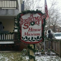 Photo taken at A Christmas Story House & Museum by Jon D. on 12/29/2011