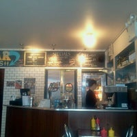 Photo taken at Dutch Boy Burger by Andrew S. on 5/10/2012