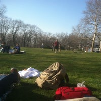 Photo taken at Sutter Oval by Chris L. on 3/19/2012
