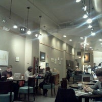 Photo taken at Erie Island Coffee Company by Brandon V. on 12/28/2011