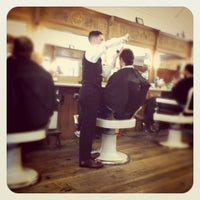 Photo taken at Fellow Barber by Jeffrey M. on 3/19/2011