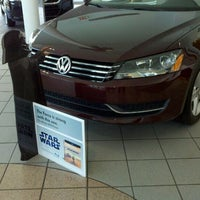 Photo taken at Volkswagen of Perrysburg by MFR on 10/22/2011