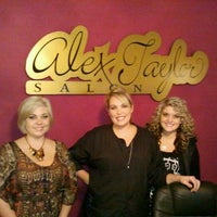 Photo taken at Alex Taylor Salon by Chad S. on 1/11/2012