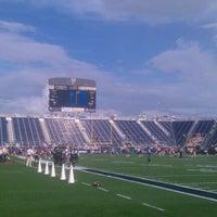 Photo taken at FIU Stadium by William-Jose V. on 9/24/2011