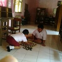 Photo taken at perpus sd negeri 2 gianyar by Putu W. on 5/15/2012